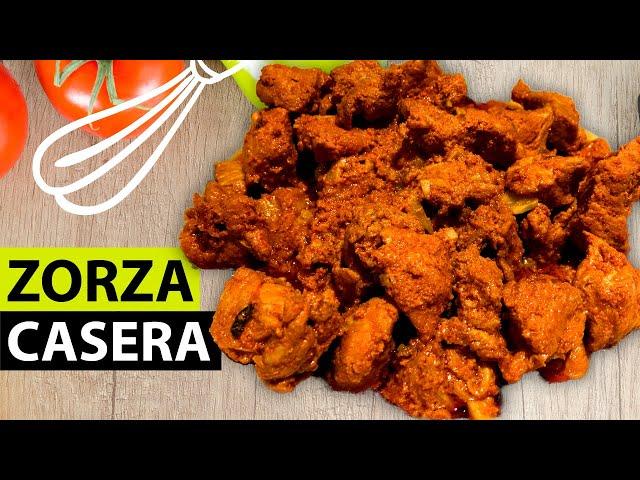 Zorza Gallega Casera | Preparación Paso a Paso. Receta Rápida y Fácil de realizar