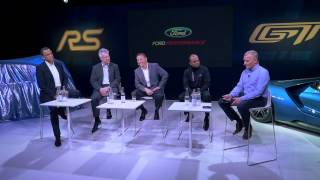 Meet the makers of the Ford GT and Focus RS - highlights