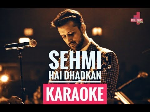 Sehmi Hai Dhadkan - Karaoke | Daas Dev | Atif Aslam|Rahul Bhatt, Aditi Rao Hydari & Richa Chadha