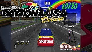 DAYTONA USA Deluxe Special Edition (PC)