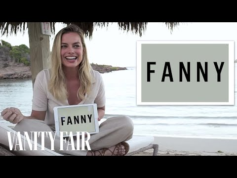 Margot Robbie Teaches You Australian Slang  Vanity Fair