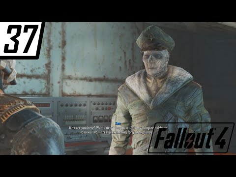 Yangtze [Fallout 4] - Part 37 - Let's Play