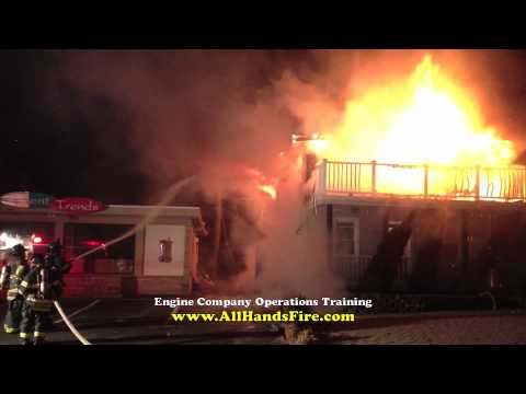 Engine Company Operations Training available at AllHandsFire.com