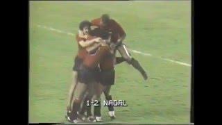 Barcelona-R Mallorca (2-2) 25-10-1987