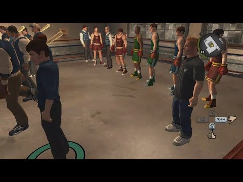 Bully SE: Jocks vs Preps (Boxing Style) at the Boxing Ring