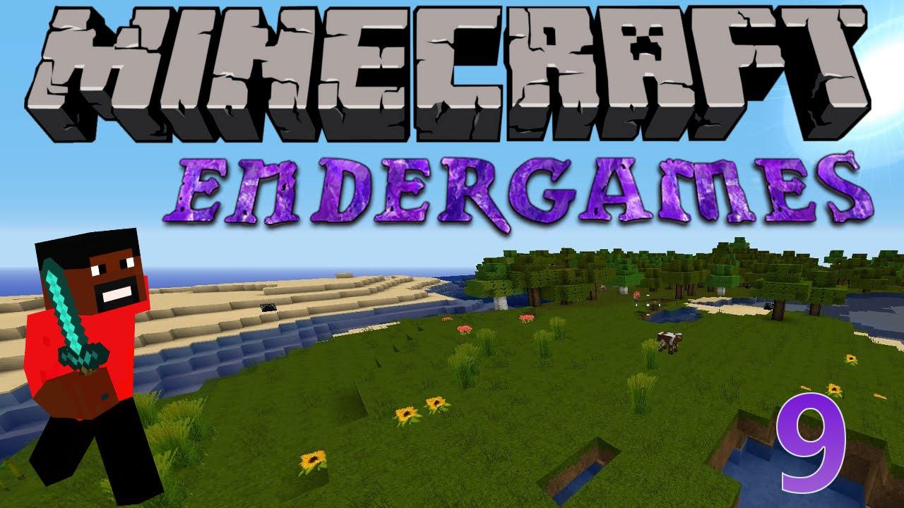 MINECRAFT ENDERGAMES FPS Neues Minecraft Projekt YouTube - Minecraft ender games kostenlos spielen