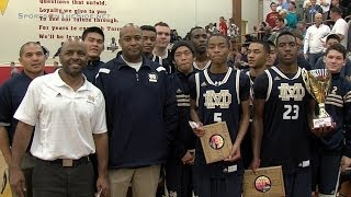 Mater Del vs. La Costa Canyon, UA Holiday Classic American Final, 12/30/13