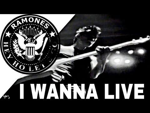 RAMONES - I Wanna Live (SUBTITULADA)