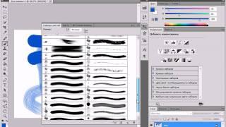«Кисть» и «Карандаш» в Adobe Photoshop CS5 (26/51)(http://www.teachvideo.ru/ - тысячи обучающих роликов на нашем сайте бесплатно! Инструменты рисования -- самые популярны..., 2010-06-10T10:35:44.000Z)