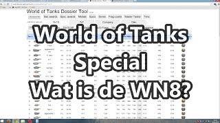 World of Tanks - Special über das Thema Effizienz und WN8! (HD) (Deutsch)