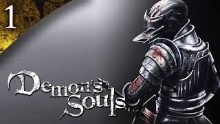 mr odd let s play demon s souls blind part 1 bridge the gap to dark souls