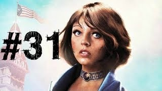 Bioshock Infinite Gameplay Walkthrough Part 31 - The Warden