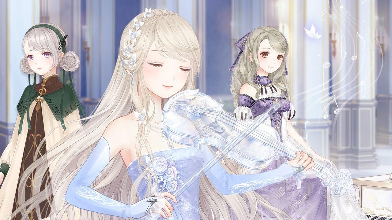 Love nikki dress up queen classical concert