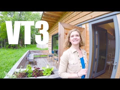 VT3 Preview: Craftsbury Outdoor Center Cabin Tour