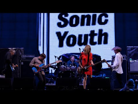 Sonic Youth - Live at SWU Festival, 2011
