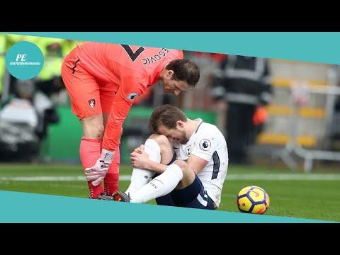 Tottenham, infortunio Kane: a rischio le prossime due amichevoli dell'Inghilterra