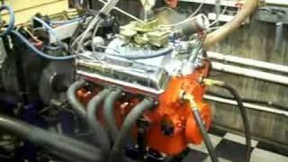 67 327 L79 NOVA DYNO 400HP SBC