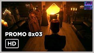"American Horror Story Apocalypse    8x03 Promo -   ""Forbidden Fruit"""