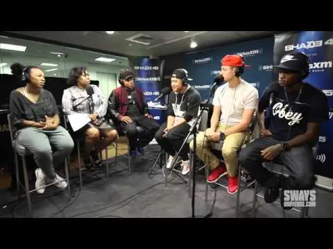 Cast of Wild 'n Out Speak on Social Media in Comedy & Impersonate Their Favorite Rapper Ha