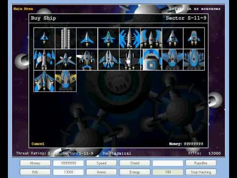 Starfighter Galaxy Trainer