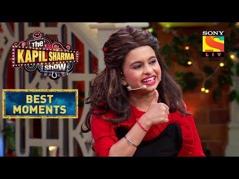 'Choti Sapna's' MImicry   The Kapil Sharma Show Season 2   Best Moments