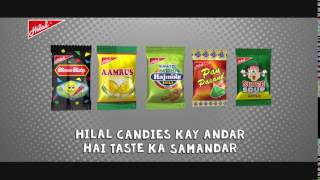 HILAL Candy BB 5 SEC 2017 Video