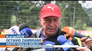 Medellín vs Tolima: primer round de la semifinal Liga Águila 2018