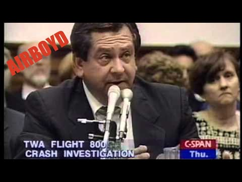 TWA Flight 800 Investigation Status (1997)