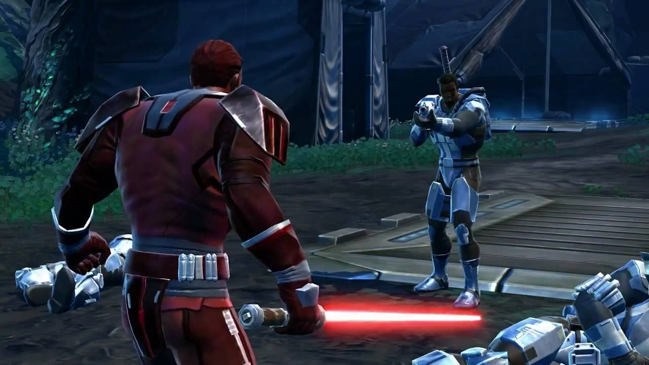 Star Wars: The Old Republic : le Guerrier Sith