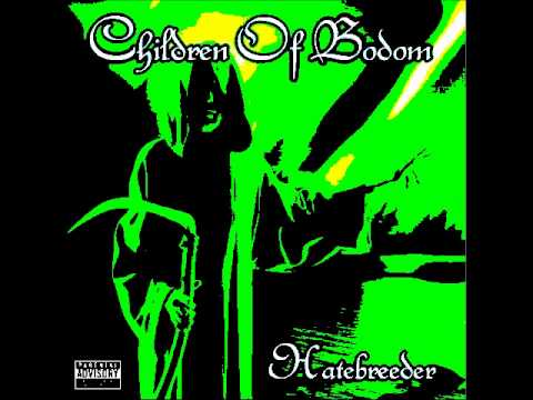 Children Of Bodom - Bed Of Razors E tuning