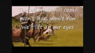Watch Graham Kendrick Consider It Joy though Trials Will Come video