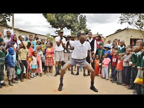 KILLER T | ZVECHITSAGA | GHETTO CLARK ZONE DANCEOFF JUNE 2017 | BY SLIMDOGGZ ENTERTAINMENT