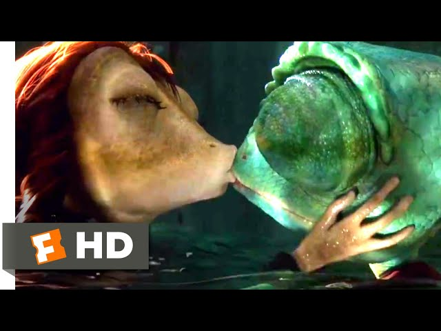 Rango (2011) - In Deep Water Scene (10/10) | Movieclips