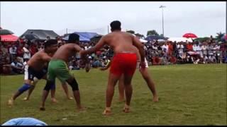 Sikh Games Final SSSC  VS MKA Kabaddi Final 2016 - Radio Haanji 1674AM