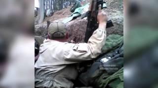 Уличный бой Ополчения  War in Ukraine