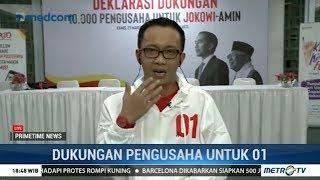 Ini 3 Alasan Relawan KerJo Yakin Dukung Jokowi-Ma'ruf