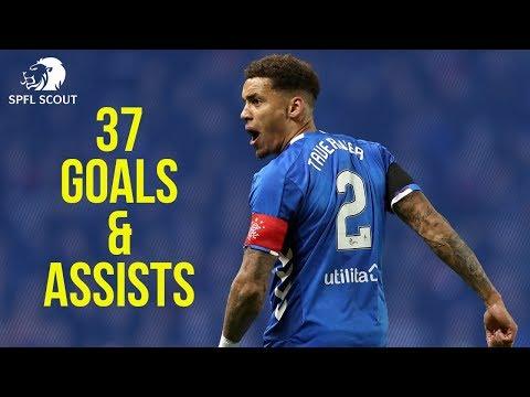 James Tavernier - Rangers | 37 Goals & Assists | 2018/19