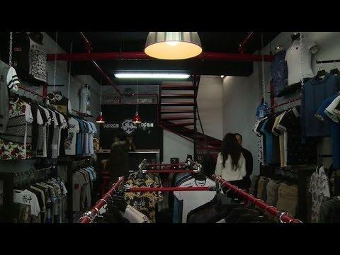 Aubervilliers: un centre d'import de vêtements chinois inauguré