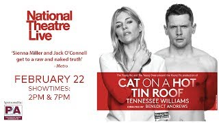 HD - Feb. 22: National Theatre Live: Cat On A Hot Tin Roof
