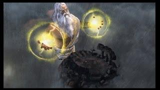 God of War 2 - Titan Mode #22, Zeus Final Battle
