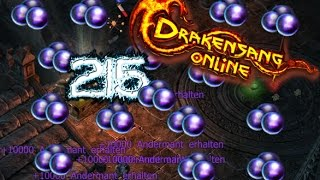Drakensang Online #215 🐉 Winning 100.000 Andermant :D