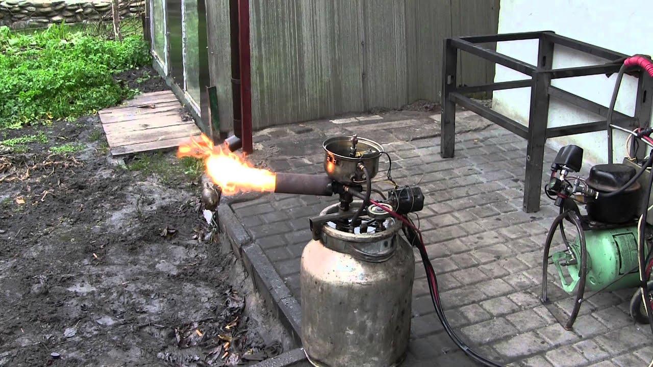 Автоматика для горелки бабингтона своими руками 98