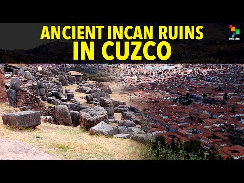 Ancient Incan Ruins in Cuzco