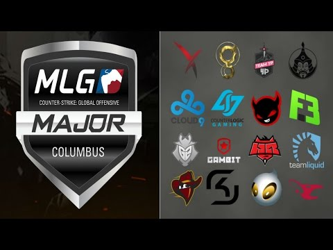 MLG Columbus 2016 Breakdown, Team overview/roster changes, how Splyce snuck in! $1 million tourney