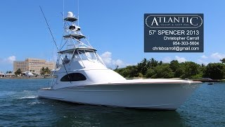 57' SPENCER YACHTS 2013