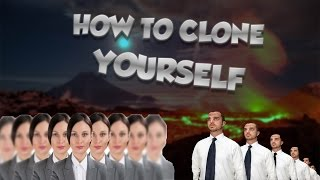 HOW TO CLONE YOURSELF IN CAMTASIA