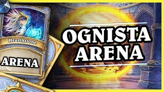 OGNISTA ARENA - MAGE - Hearthstone Arena