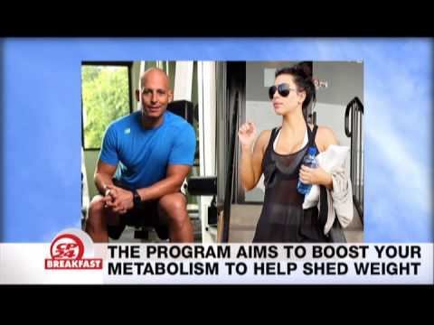 CP24 Breakfast interview with Celebrity Trainer Harley Pasternak