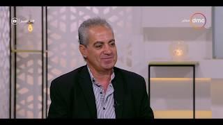 8 الصبح - الامير أباظة: لو حدث موقف بينك وبين نور الشريف ستتذكره وبوسي لم تريد الظهور لهذا السبب