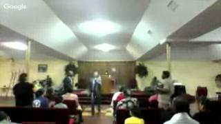 Apostol Angel Santana. Transmision en vivo desde la Iglesia Iam That Iam - Con los Apostoles Brown